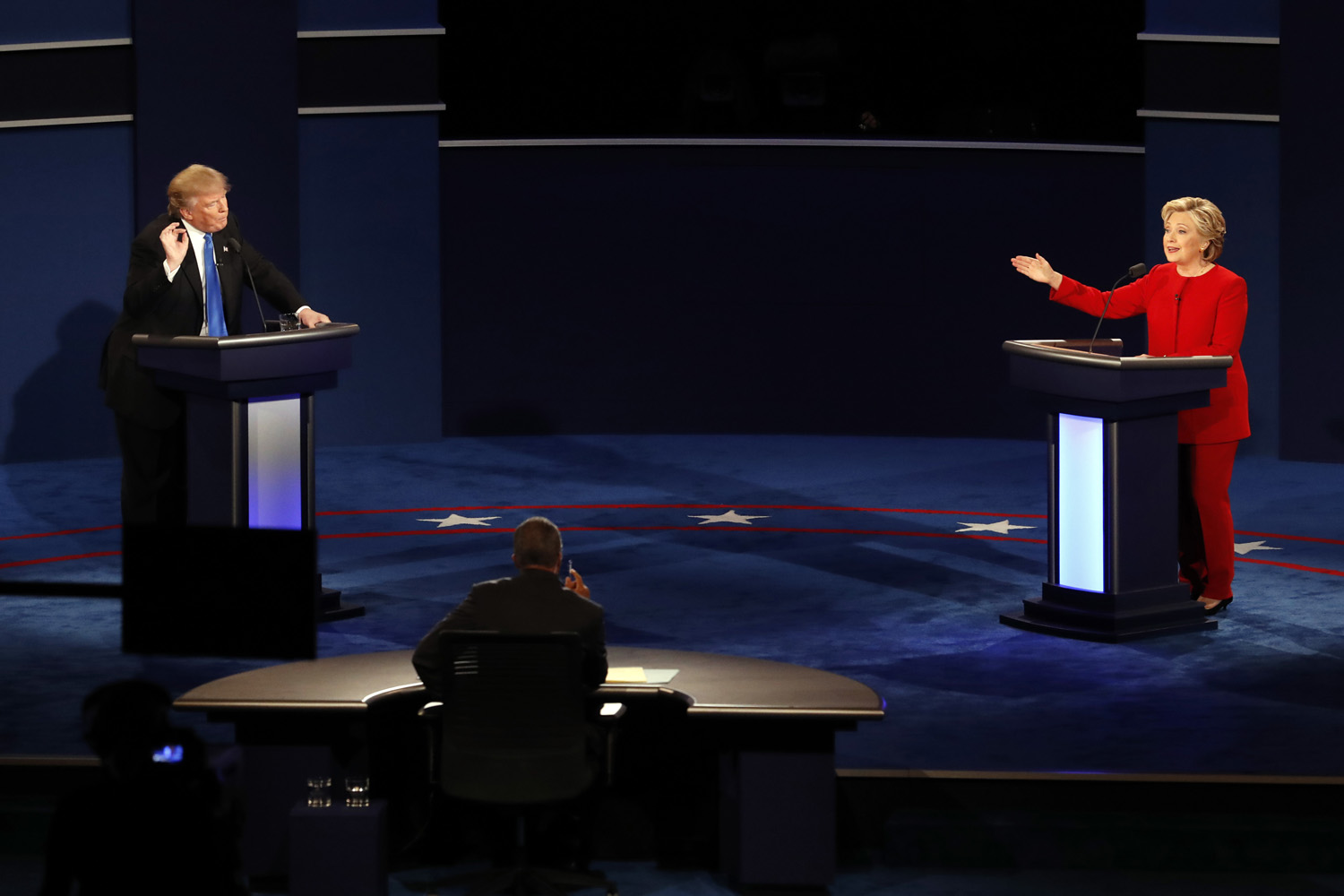 Election First Presidential Debate Recap