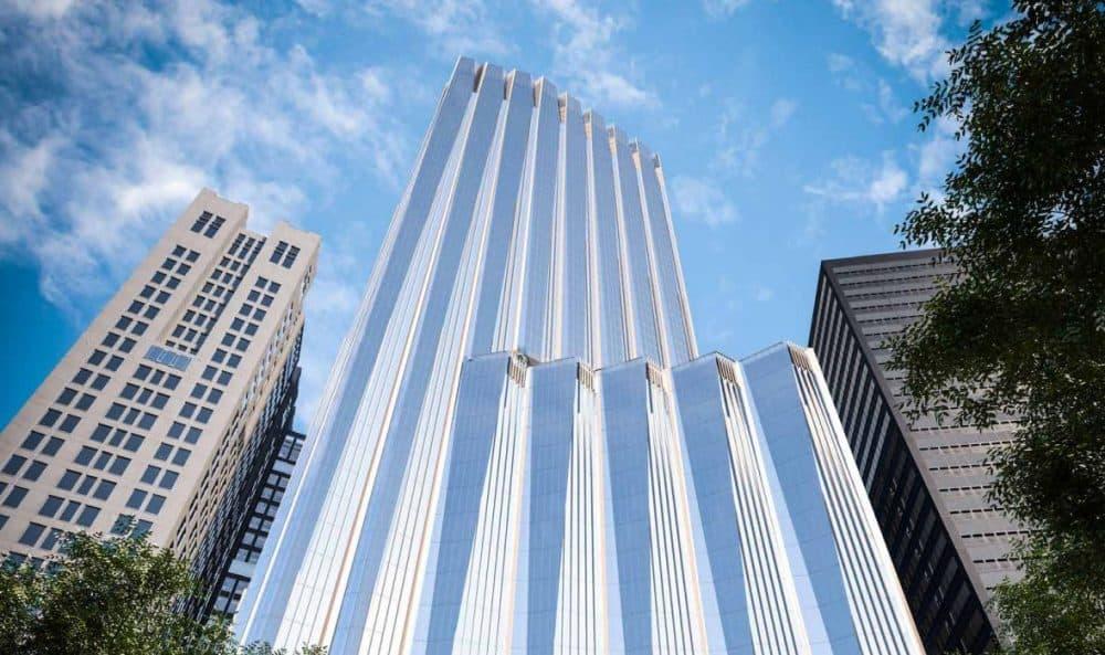 Boston City Council Oks Winthrop Square Tower Plan