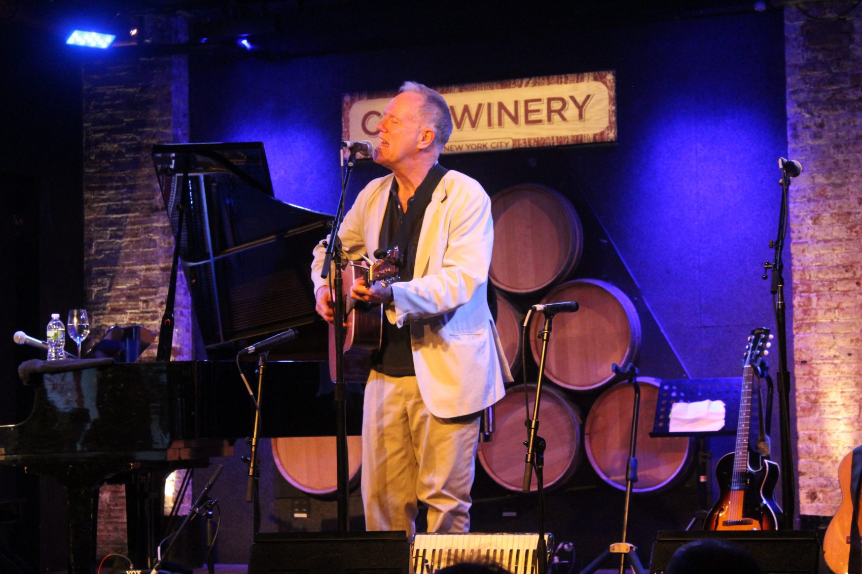 City Winery A Club Where You Can Drink In Live Music And Wine Finally To Open In Boston The