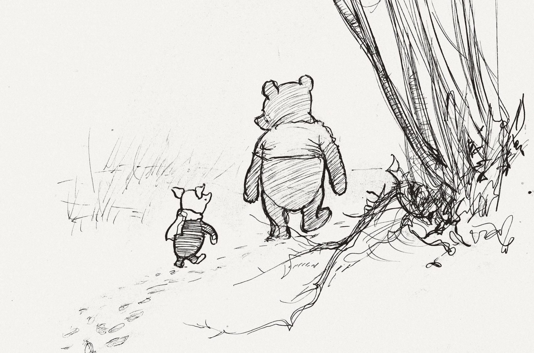 Oh Pooh Why That Beloved Bear Of Little Brain Appeals To