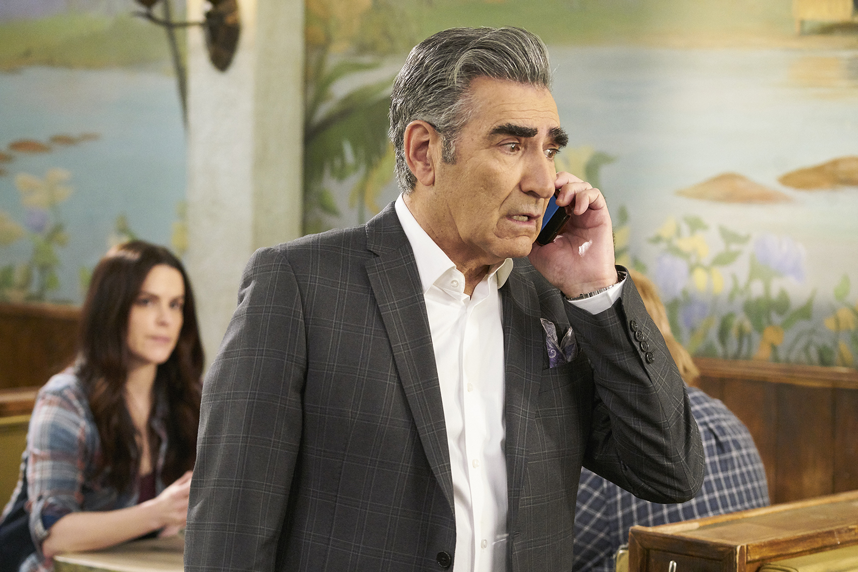 Image result for schitt's creek eugene levy