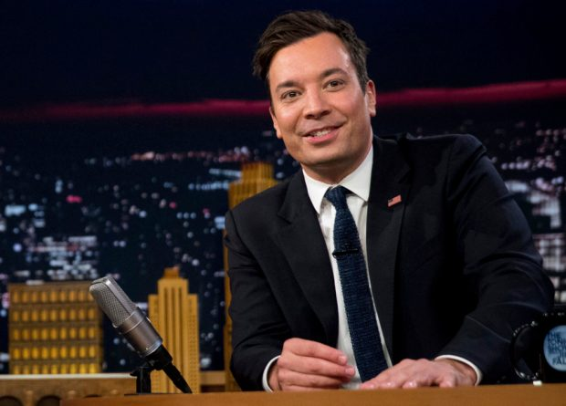 Jimmy Fallon: Late-Night Host, Comedian And Baby Book Author ...