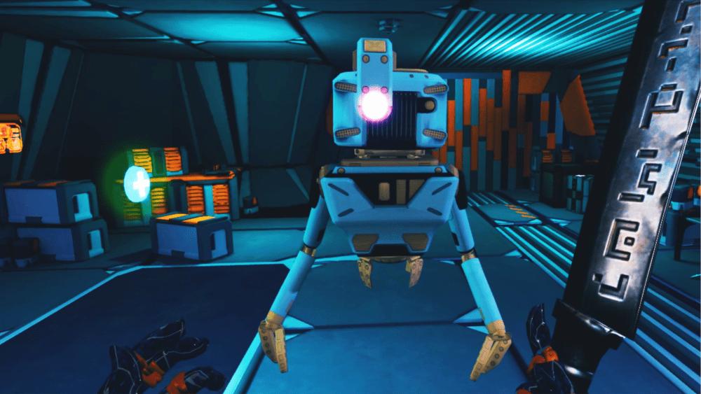"""Una mirada al nuevo juego virtual """"Orion13"""".  (Cortesía de Metro VR Studios)"""
