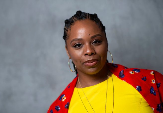We Do It Best When We Do It Together': BLM's Patrisse Cullors Inspires New  Generation Of Activists | Here & Now