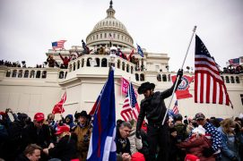 Chaos At The Capitol: Insurrection And What It Means For America | On Point