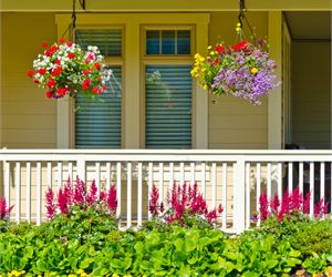 22 Fabulous and Welcoming Front Porch Ideas - Page 3 of 3 - Garden Lovers Club