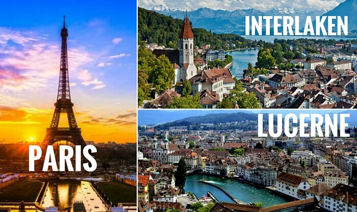 Paris One Day Tour Package