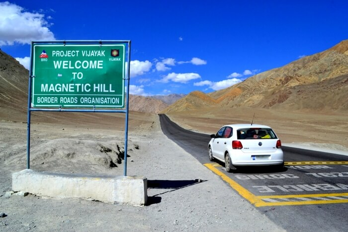Image result for magnetic hill