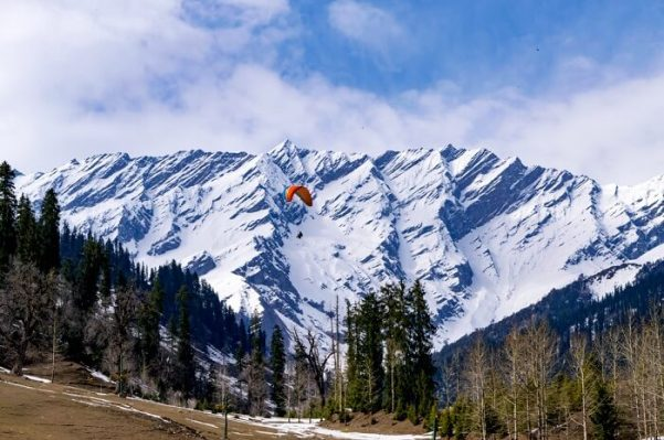 Image result for Manali, Himachal Pradesh + hill station