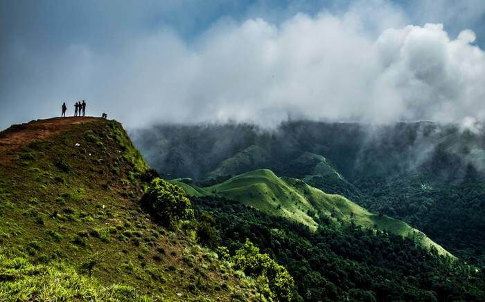 picturesque landscape in Coorg for best place to visit in India