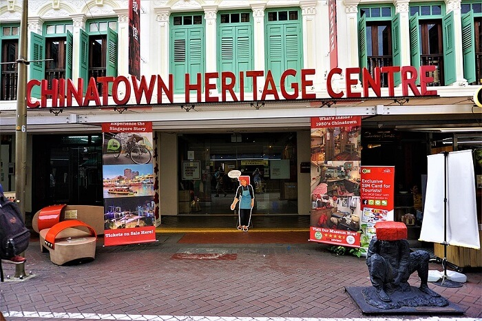 Musuem in Chinatown