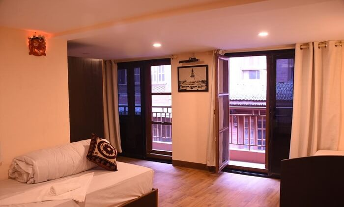 comfortable homestay bhaktapur