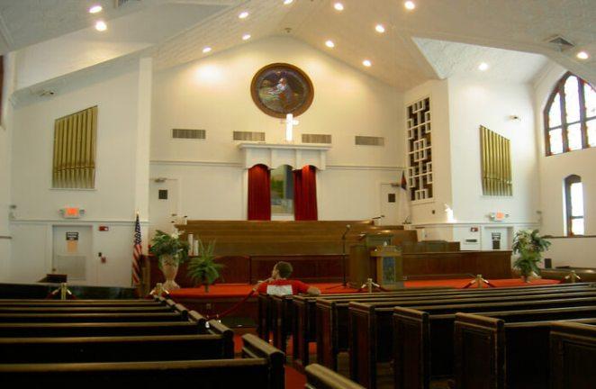 Lambert church