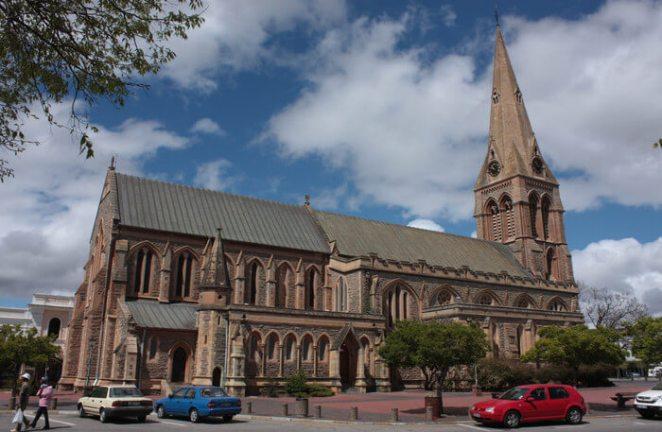 Church view