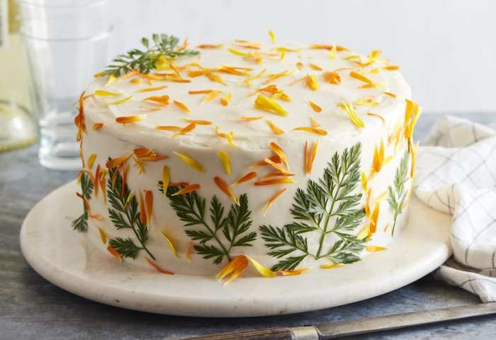 Layered Carrot Cake Whats Gaby Cooking