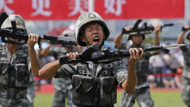 Creating 'Super Soldiers' using the DNA of pregnant women?  China's 'Ya' experiment threatens India and US