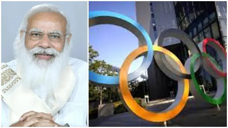 Tokyo Olympics 2020: Prime Minister Modi's new initiative to boost the enthusiasm of Indian athletes, will have a dialogue this evening
