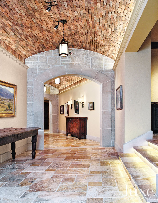 an expansive limestone denver residence