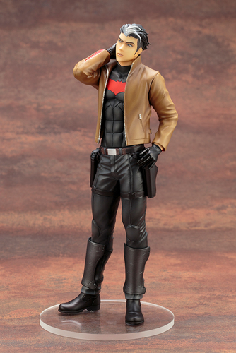 DC Comics Red Hood Ikemen 1st Edition Bonus Statue