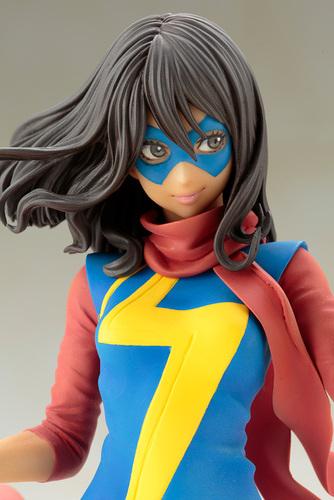 Marvel Comics Ms Marvel Kamala Khan Bishoujo 17
