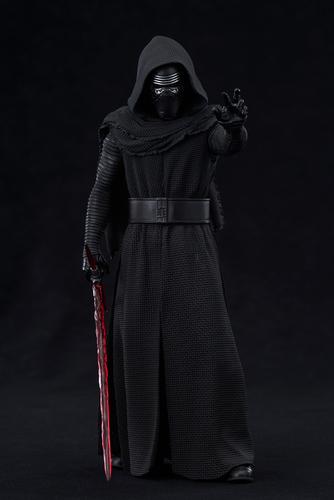 Star Wars The Force Awakens Kylo Ren StatueKotobukiya