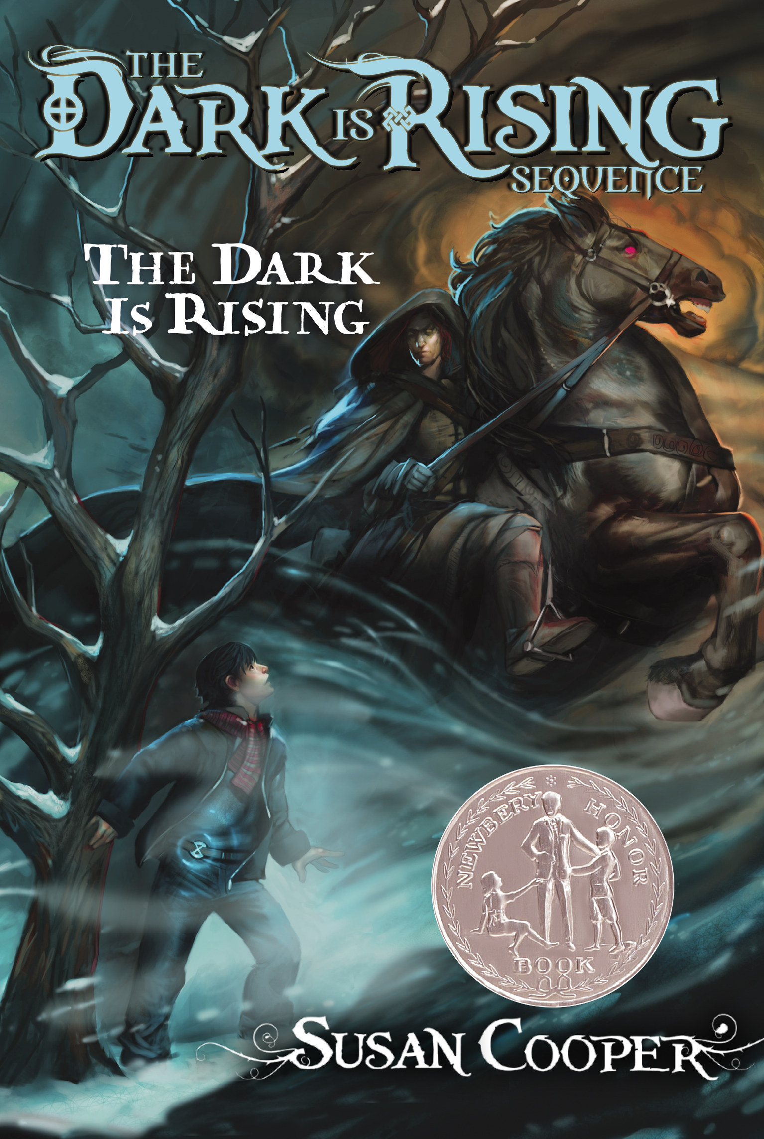 Image result for dark is rising books