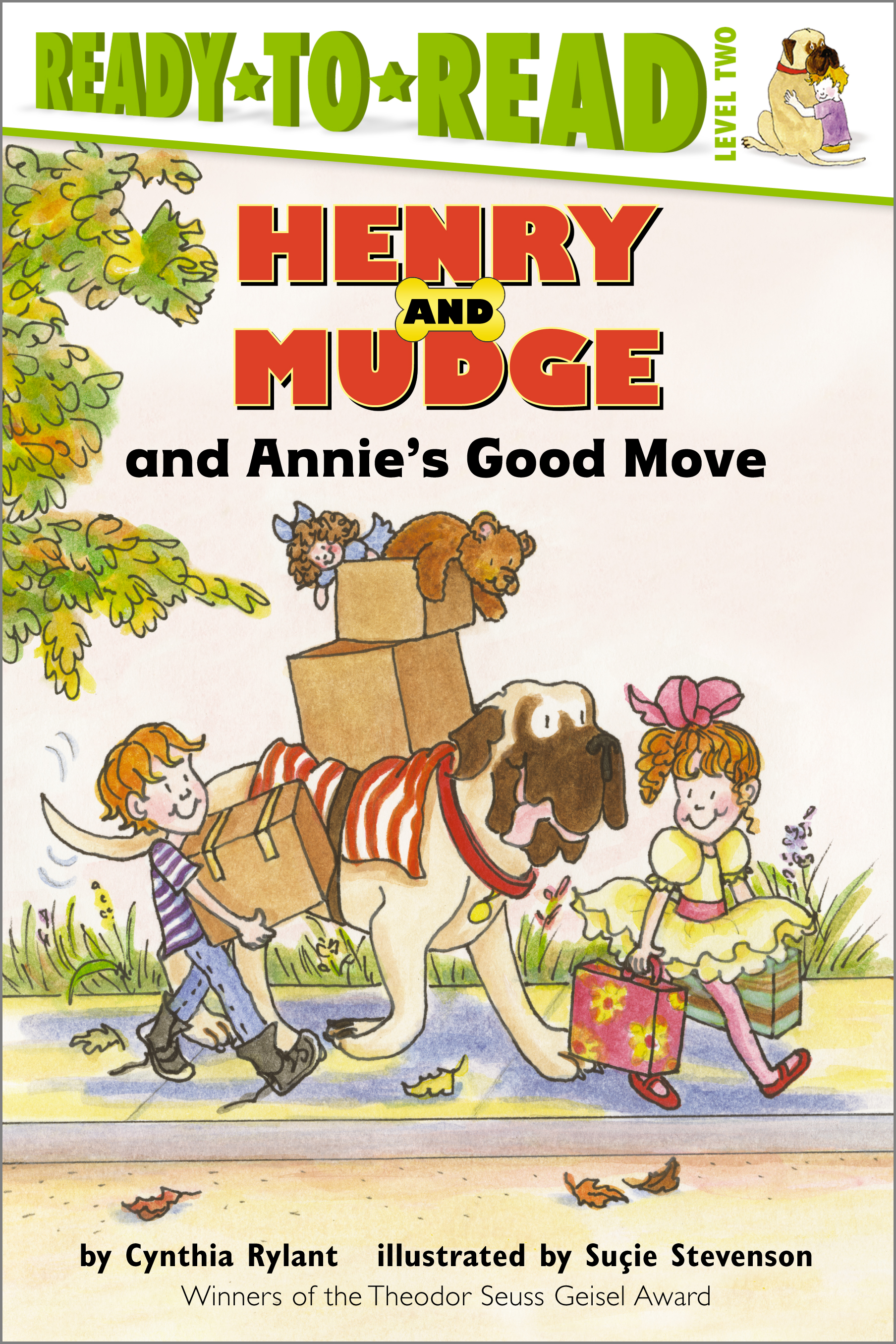 Henry And Mudge And Annie S Good Move