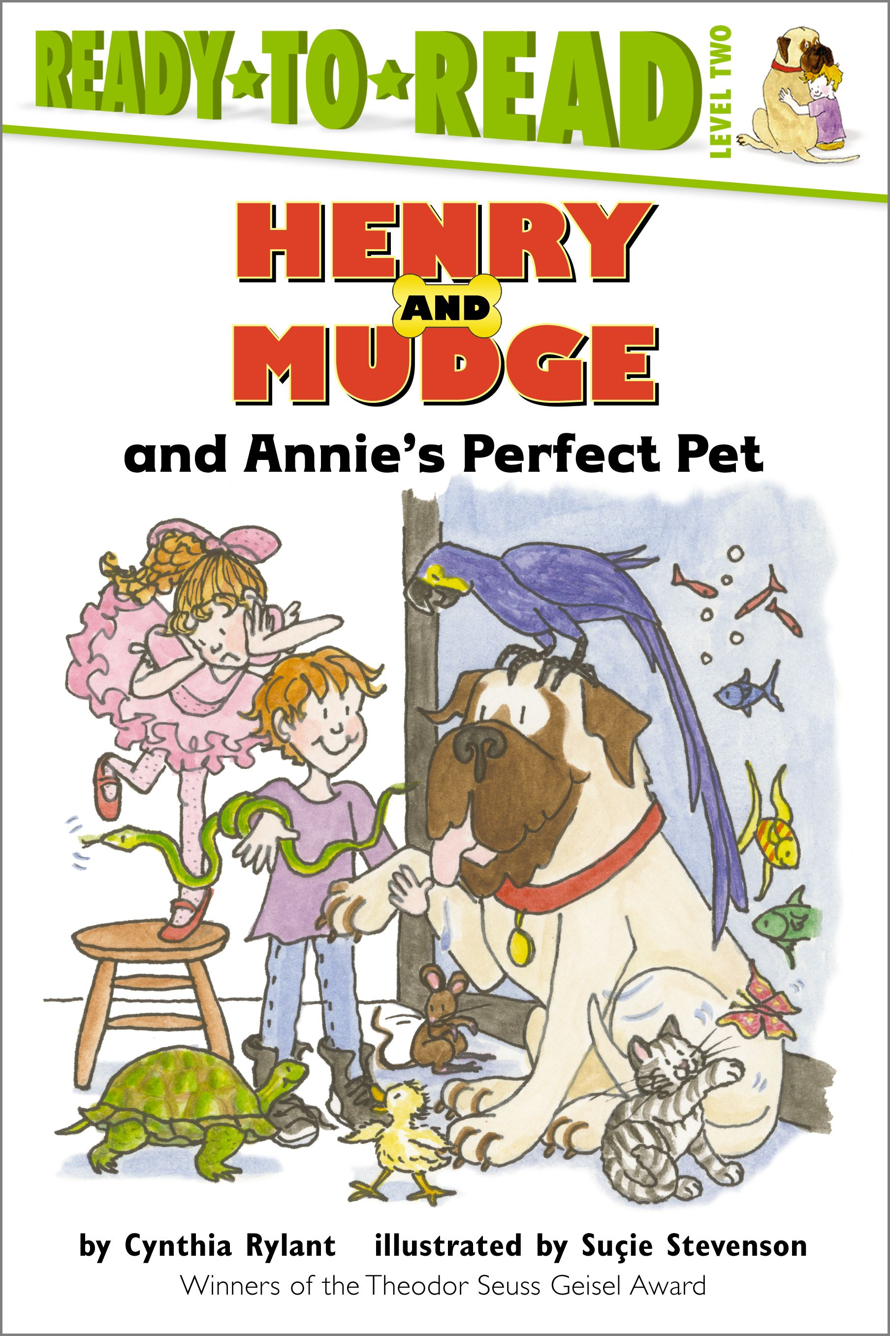 Henry And Mudge And Annie S Perfect Pet