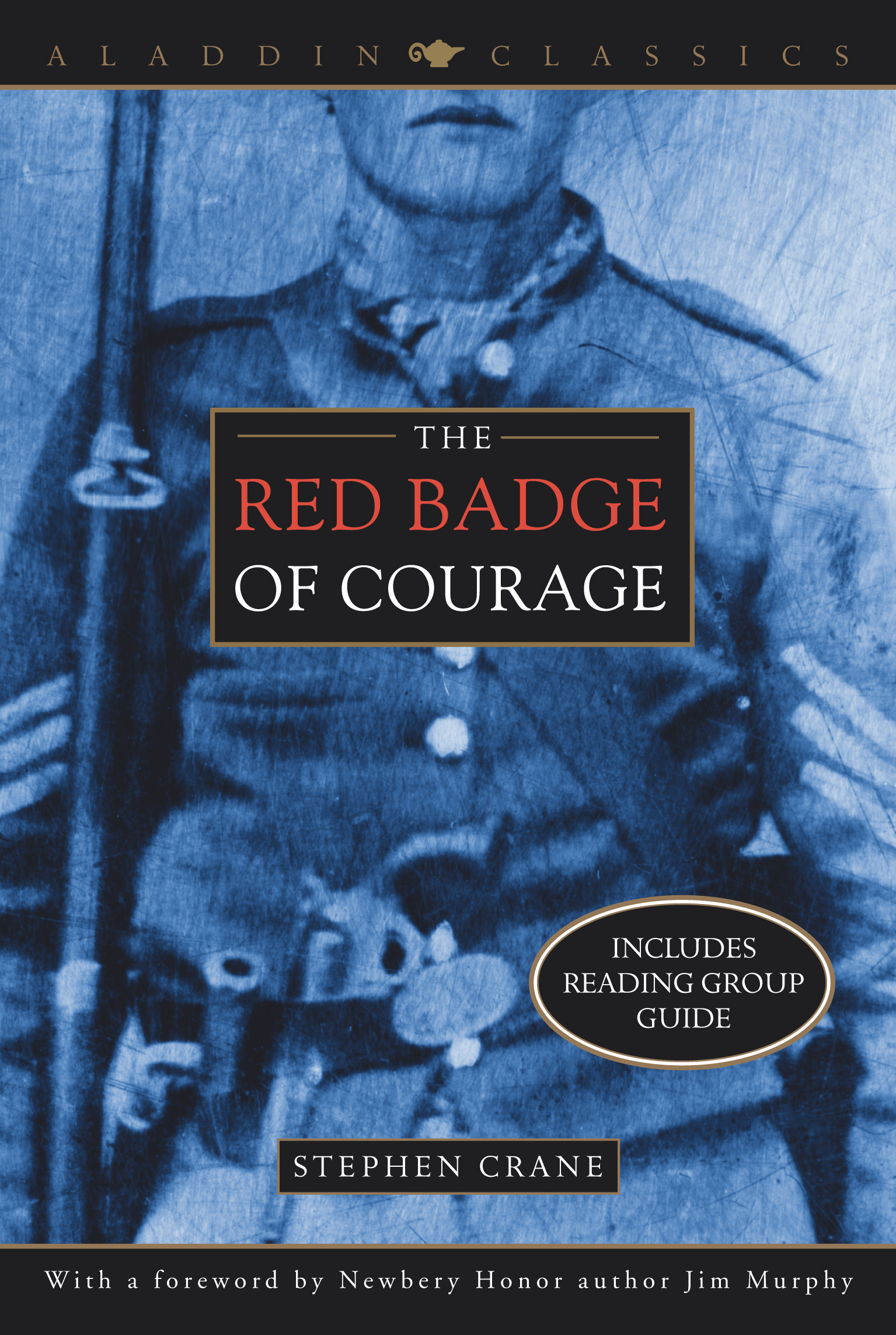 Jim Red Badge Courage