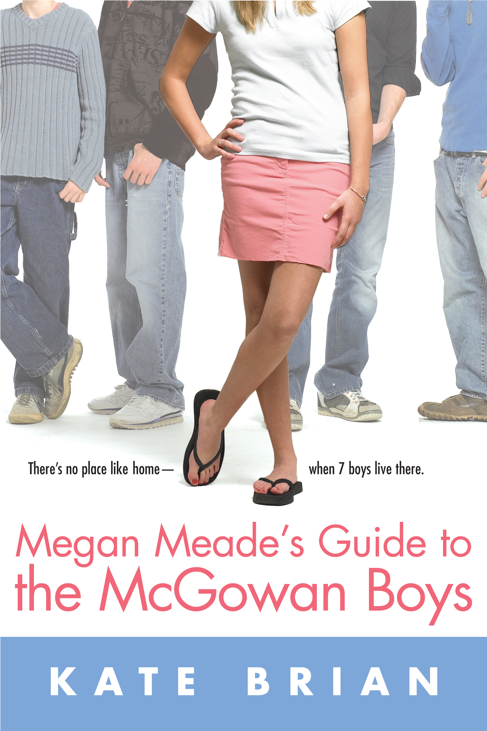 Image result for Megan Meade's Guide to the McGowan Boys