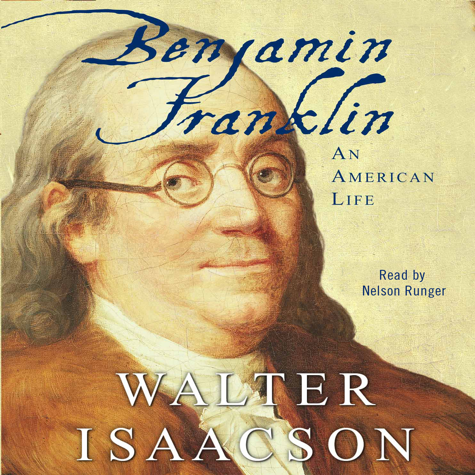 Benjamin Franklin Audiobook By Walter Isaacson Nelson