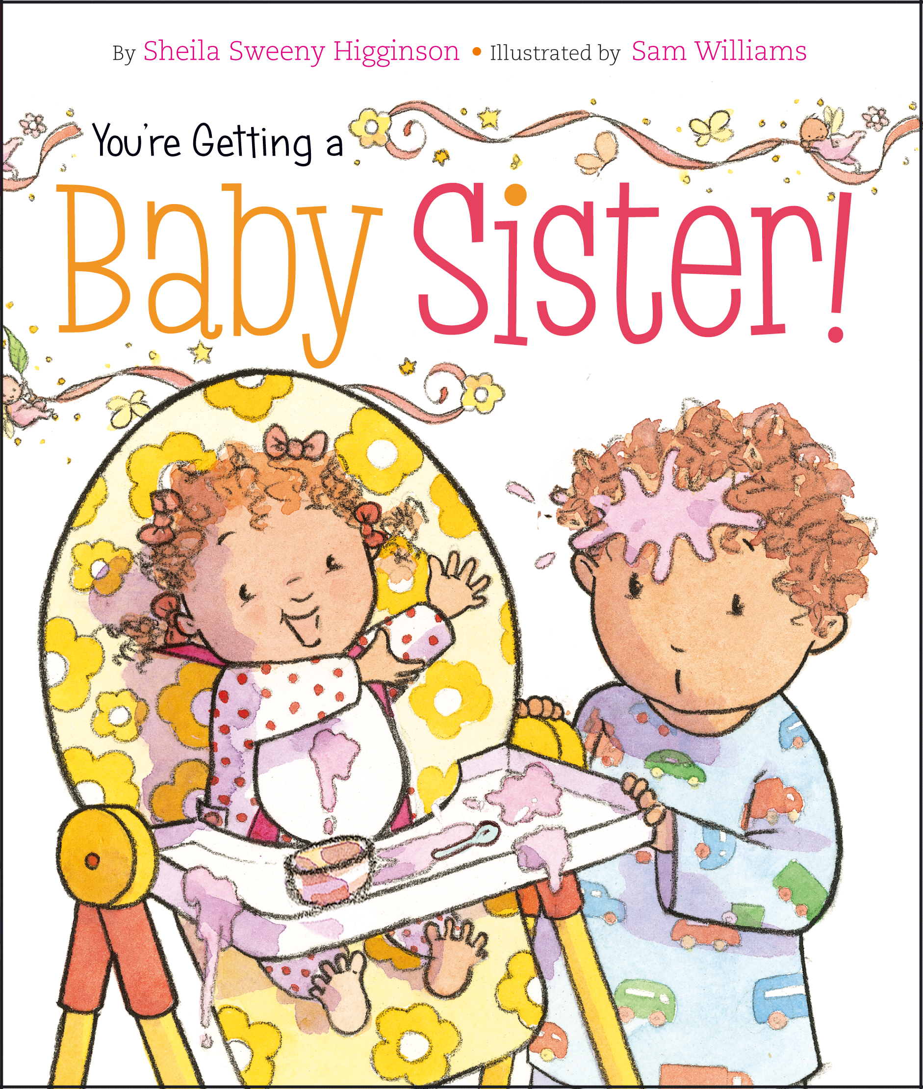 You Re Getting A Baby Sister