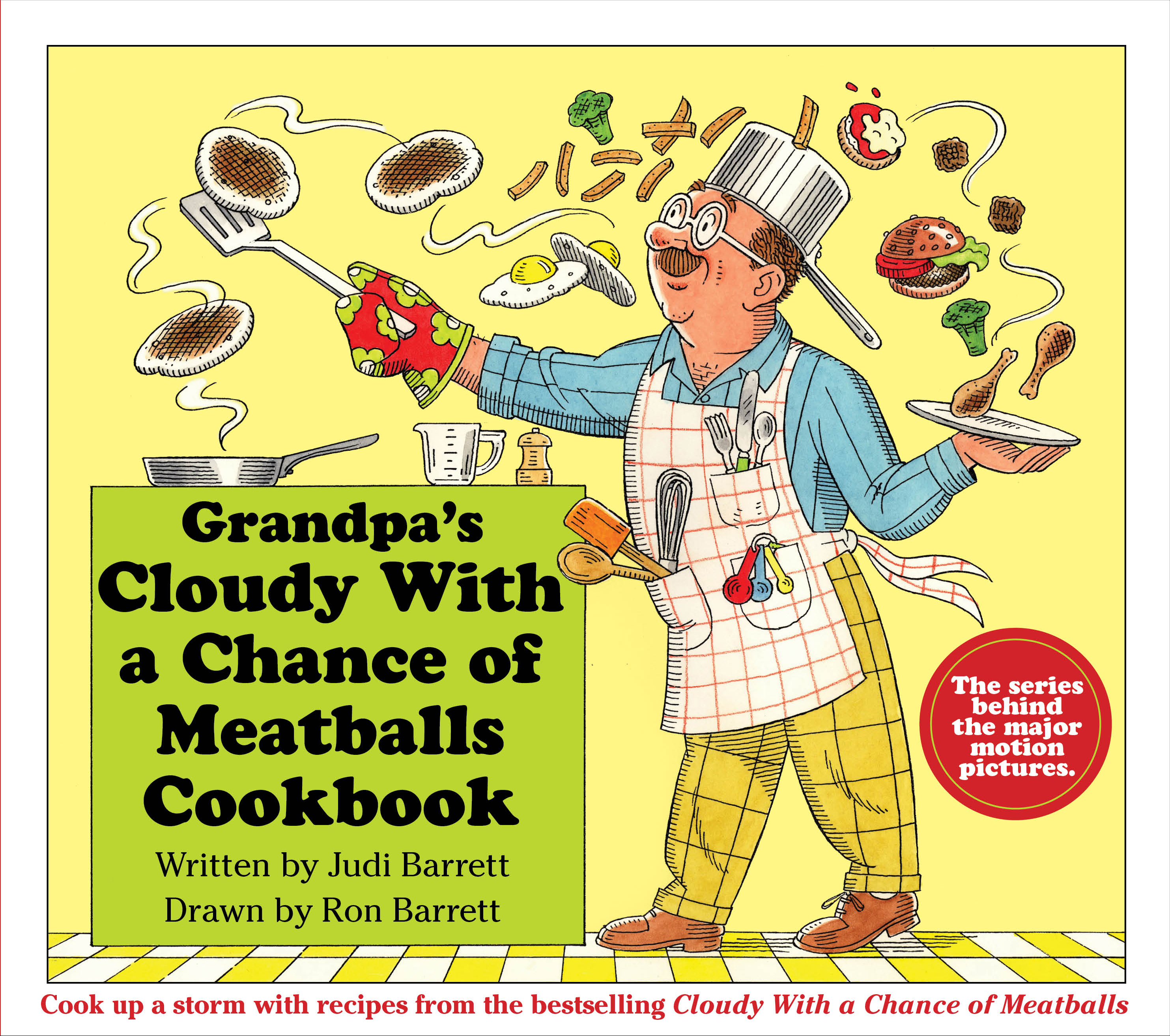 Grandpa S Cloudy With A Chance Of Meatballs Cookbook