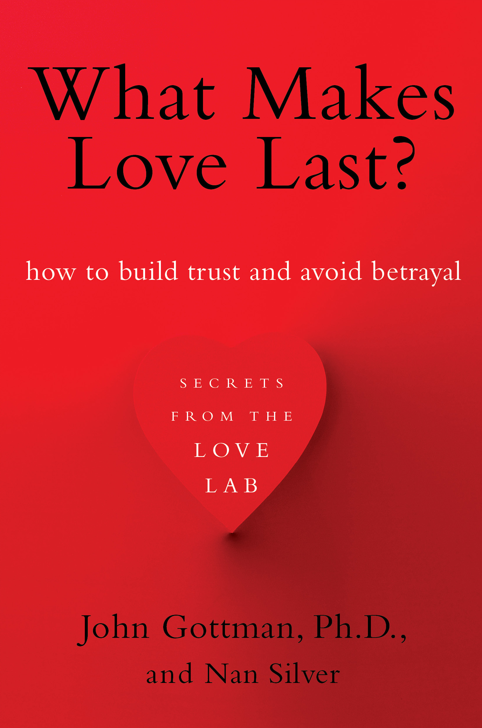 What Makes Love Last