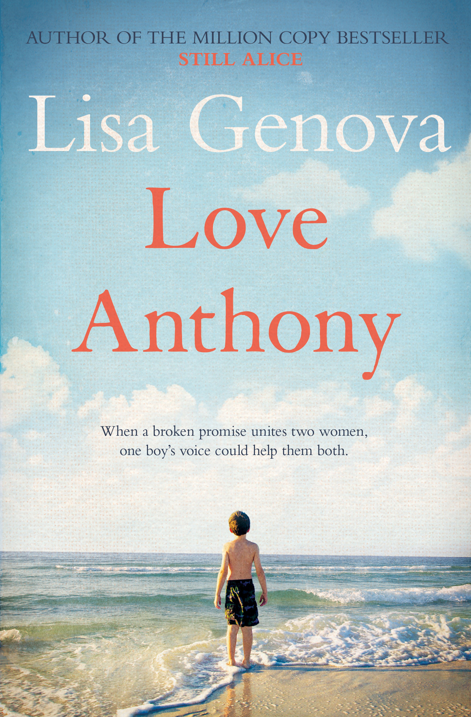 Love Anthony   Book by Lisa Genova   Official Publisher Page   Simon     Cvr9781471113277 9781471113277 hr
