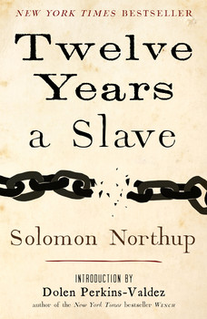 Bilderesultat for 12 years a slave book