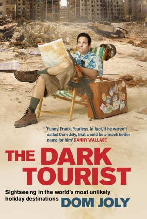 Image result for THE DARK TOURIST book
