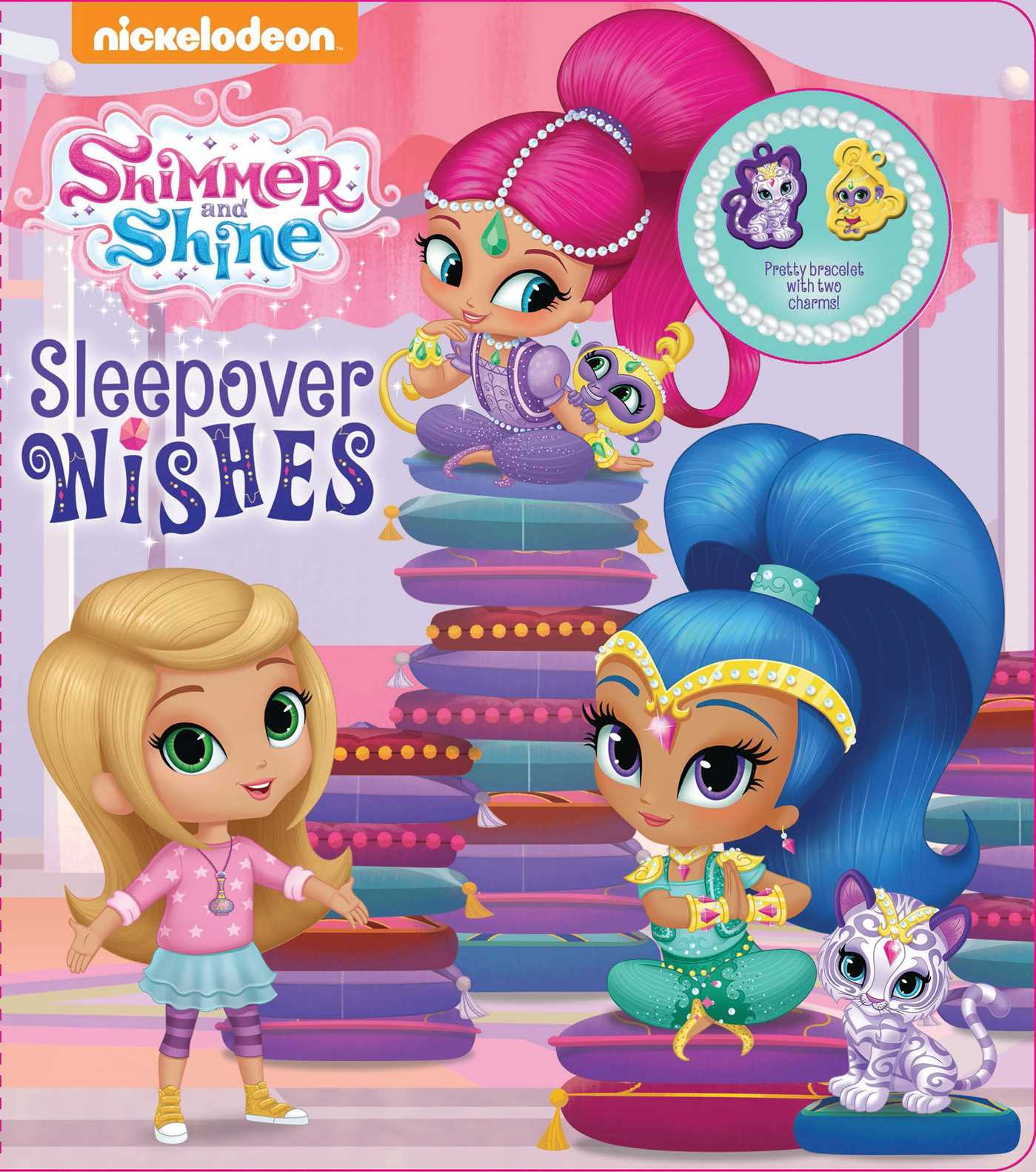 Shimmer And Shine Sleepover Wishes