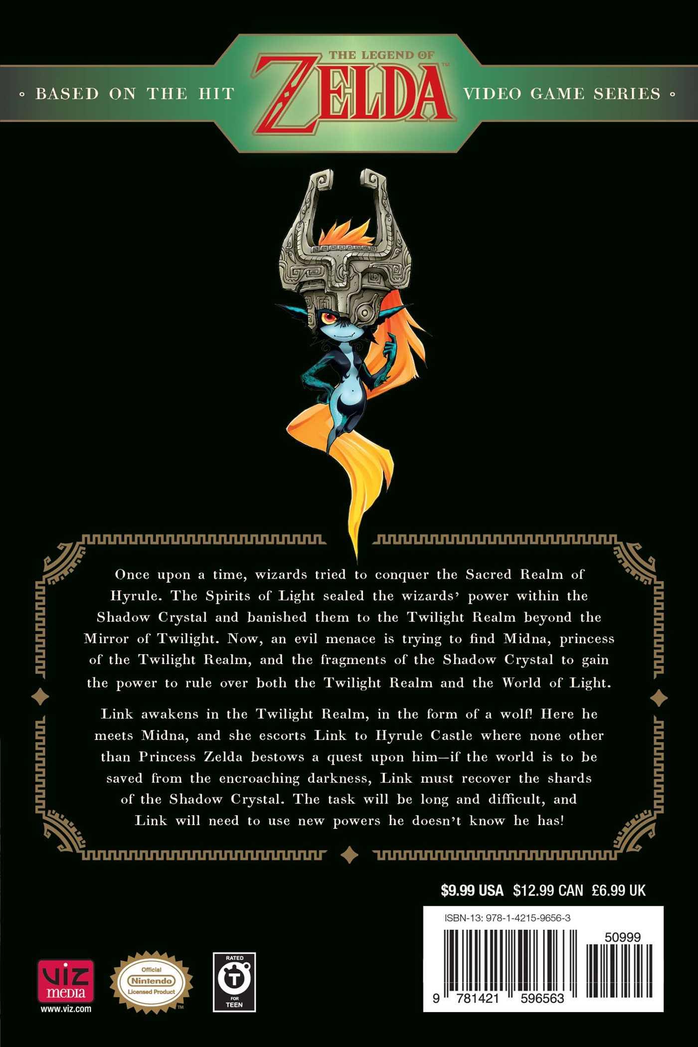 The Legend Of Zelda Twilight Princess Vol 2 Book By Akira Himekawa Official Publisher Page Simon Schuster