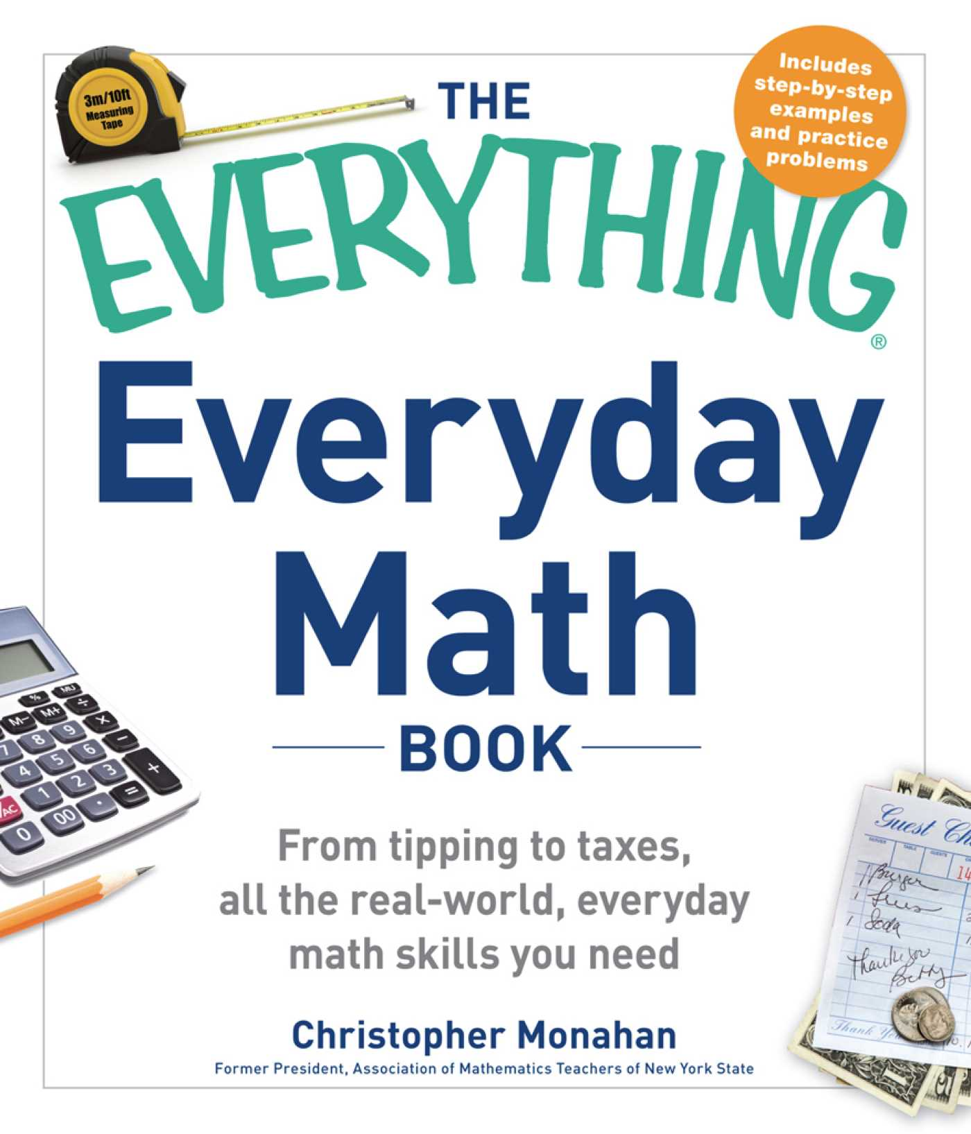 The Everything Everyday Math Book Ebook By Christopher