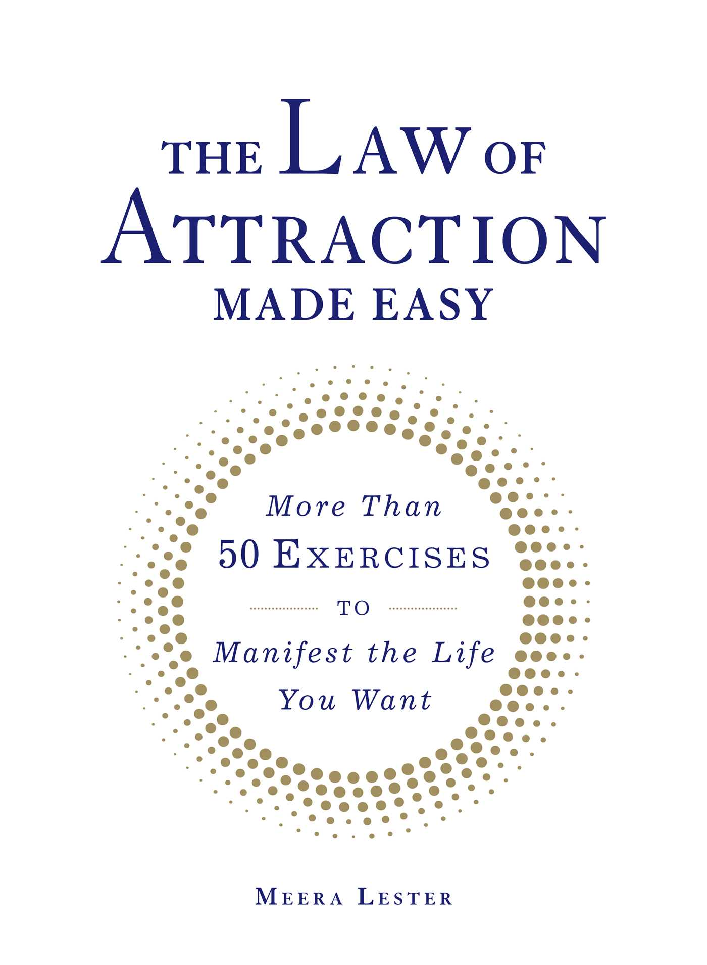 The Law Of Attraction Made Easy Ebook By Meera Lester