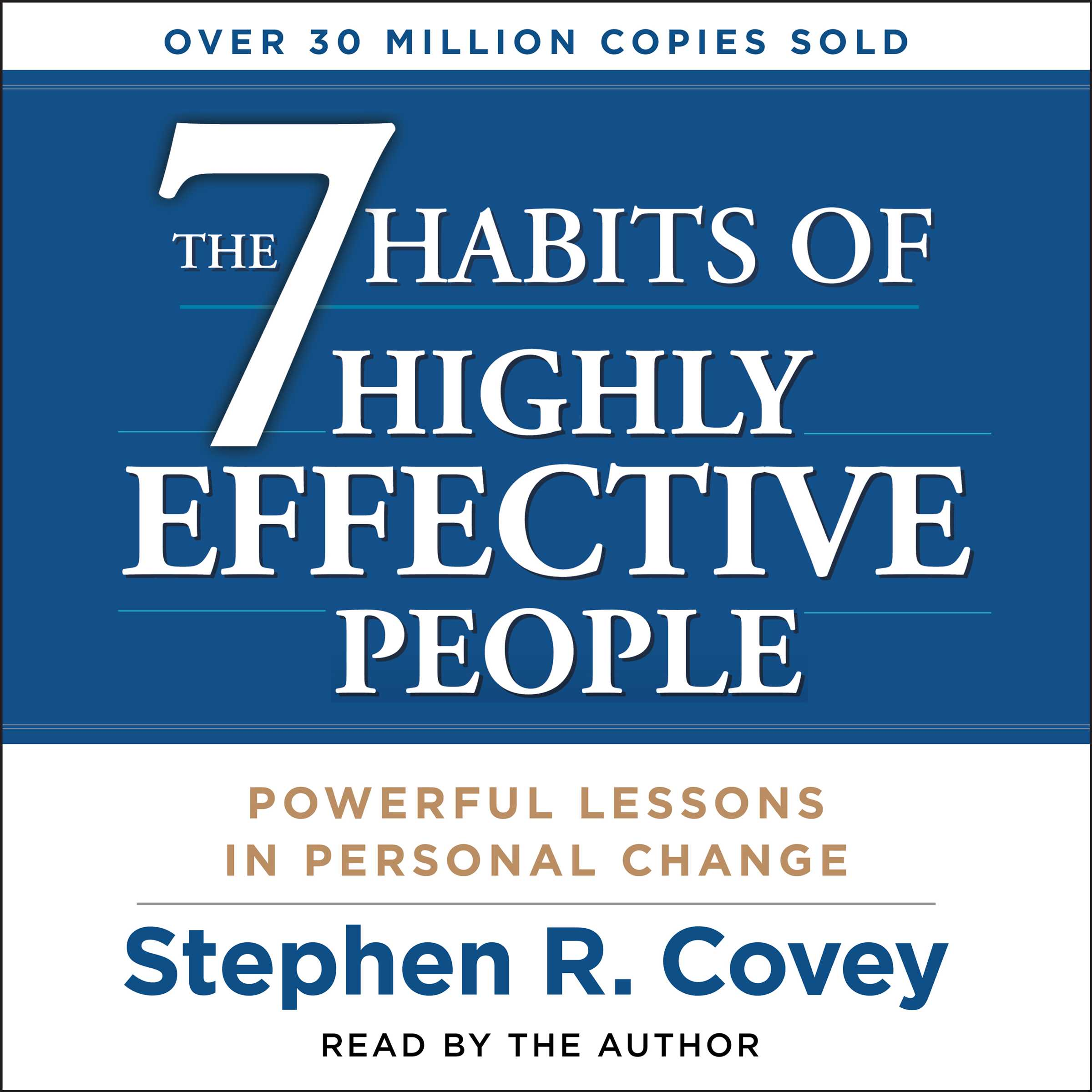 The 7 Habits Of Highly Effective People Audiobook By