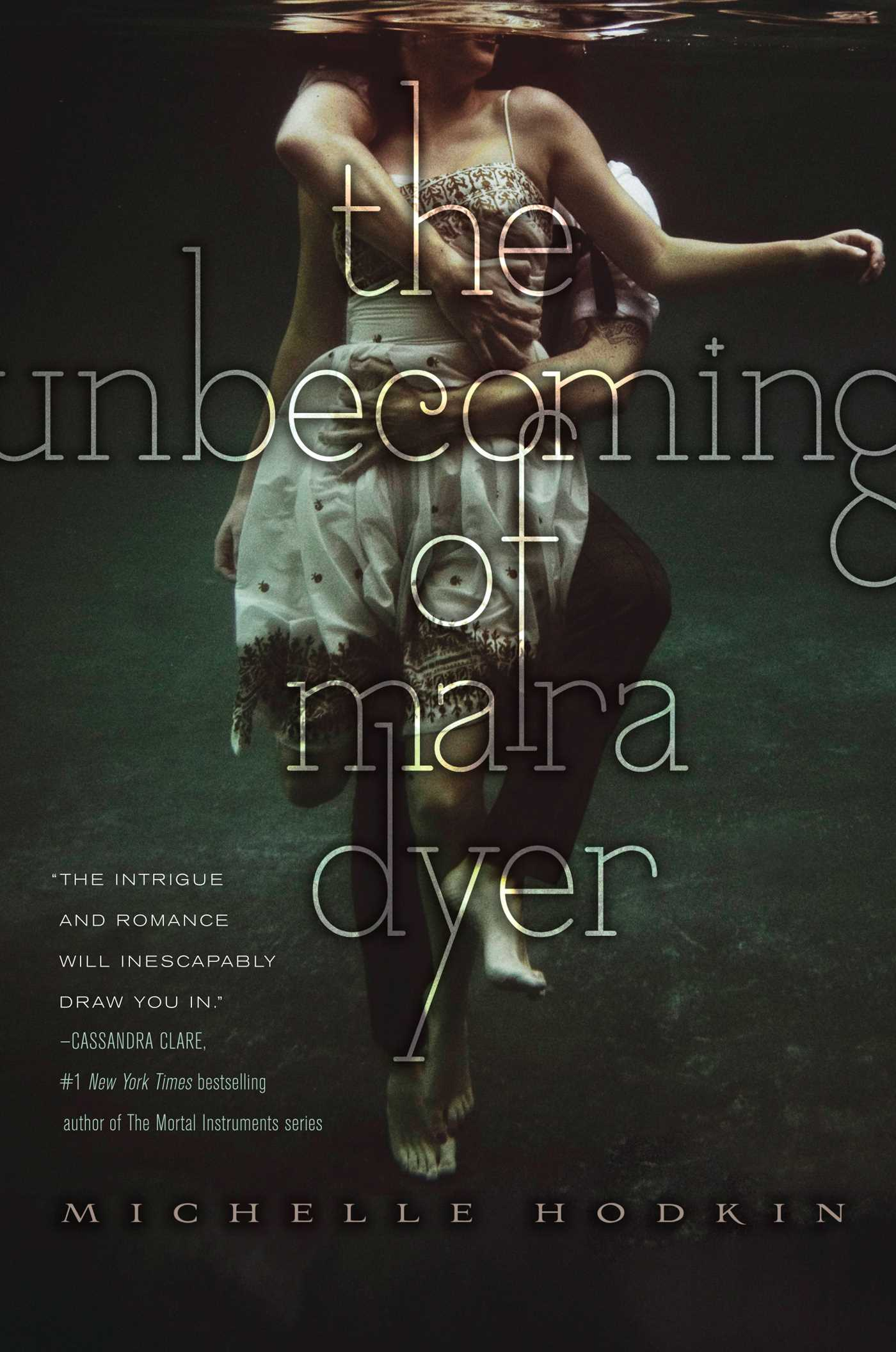 Image result for the unbecoming of mara dyer book