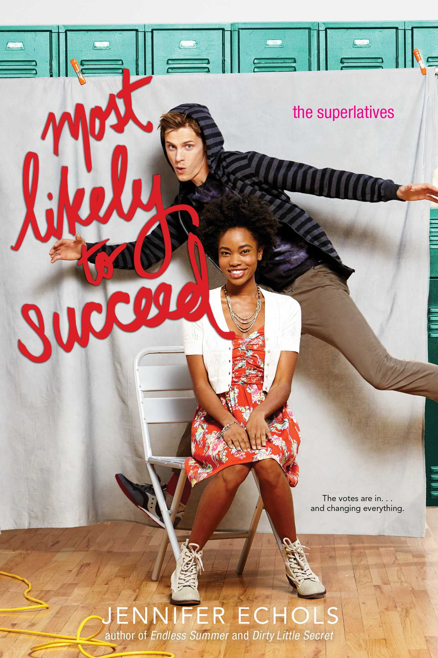 Image result for most likely to succeed book jennifer echols