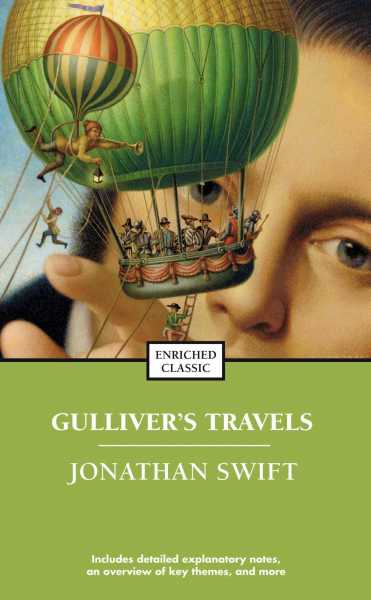 Gulliver s Travels and A Modest Proposal eBook by Jonathan Swift     Book Cover Image  jpg   Gulliver s Travels and A Modest Proposal