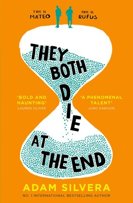 Image result for they both die at the end book cover