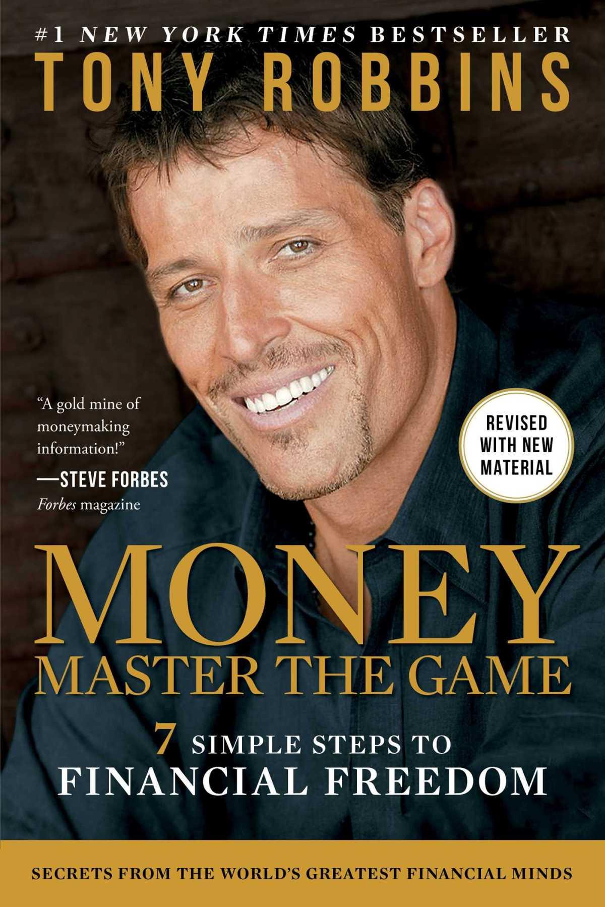 MONEY Master the Game: top 5 livros sobre geração de riqueza