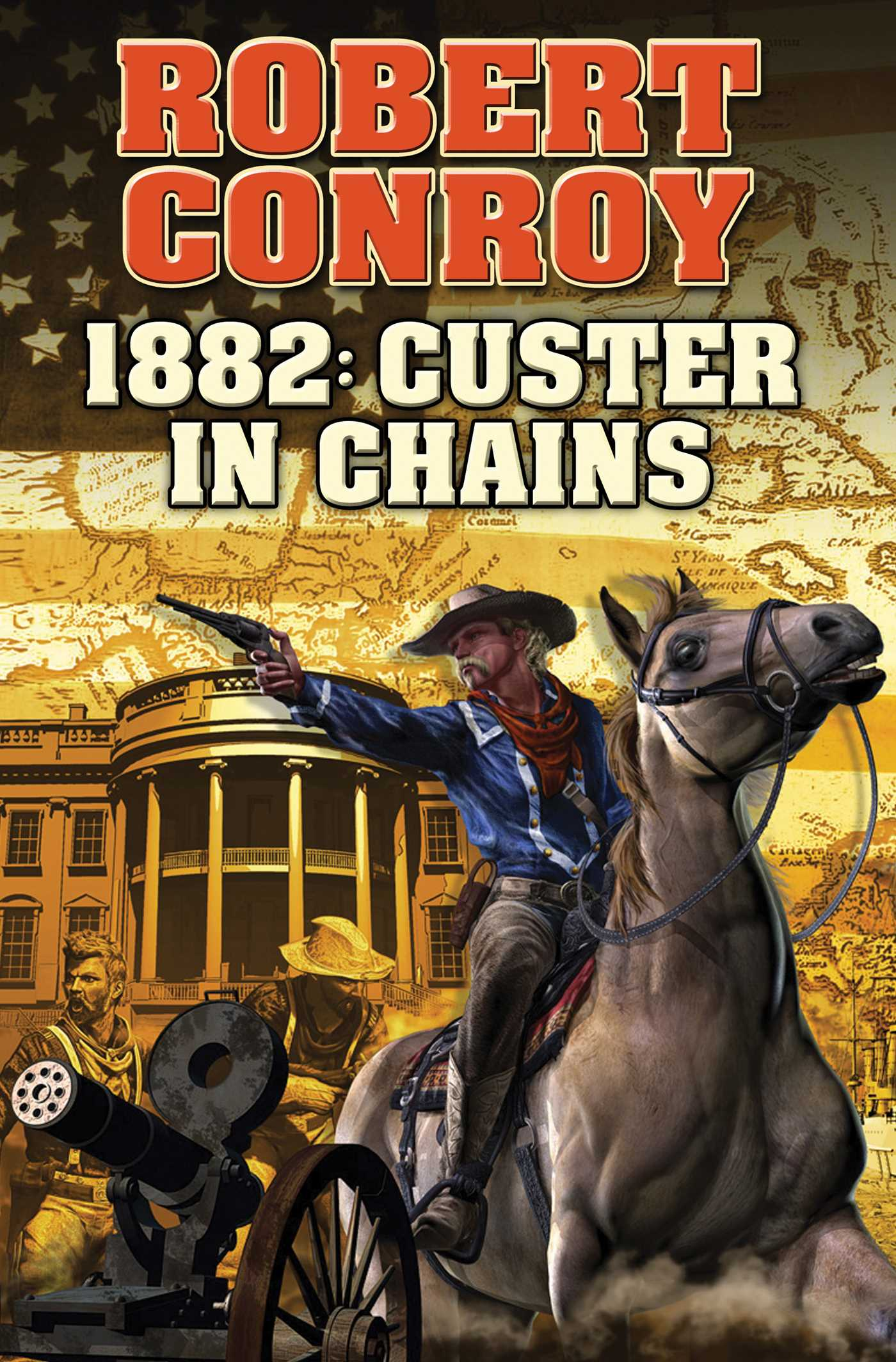 Image result for 1882: custer in chains robert conroy