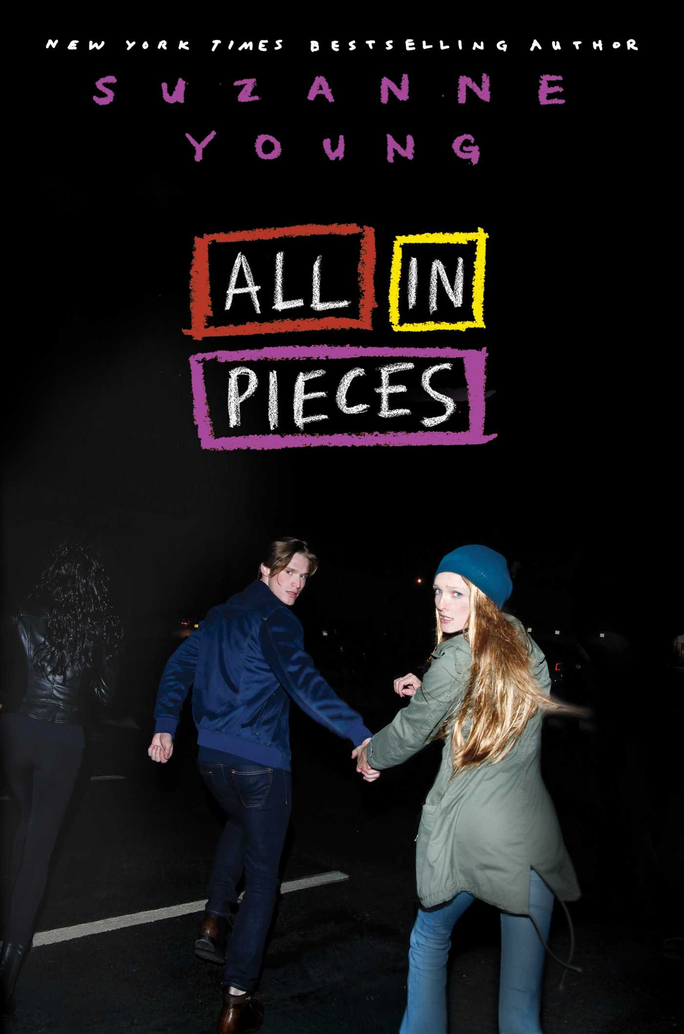 Image result for all in pieces suzanne young