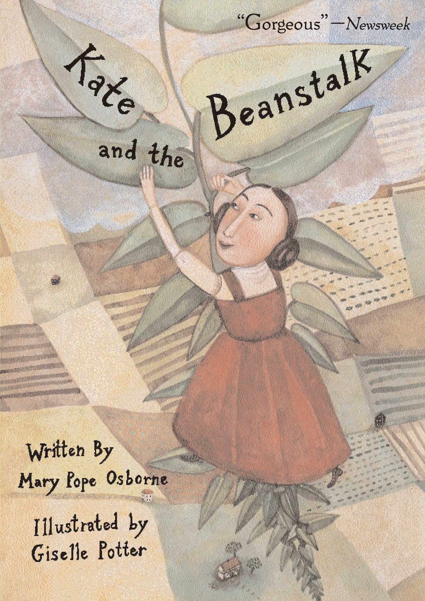 Kate And The Beanstalk Ebook By Mary Pope Osborne Giselle